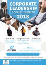 Corporate Leadership and Speech Seminar