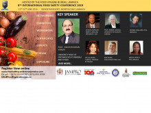 Caribbean Food Safety and Security Conference