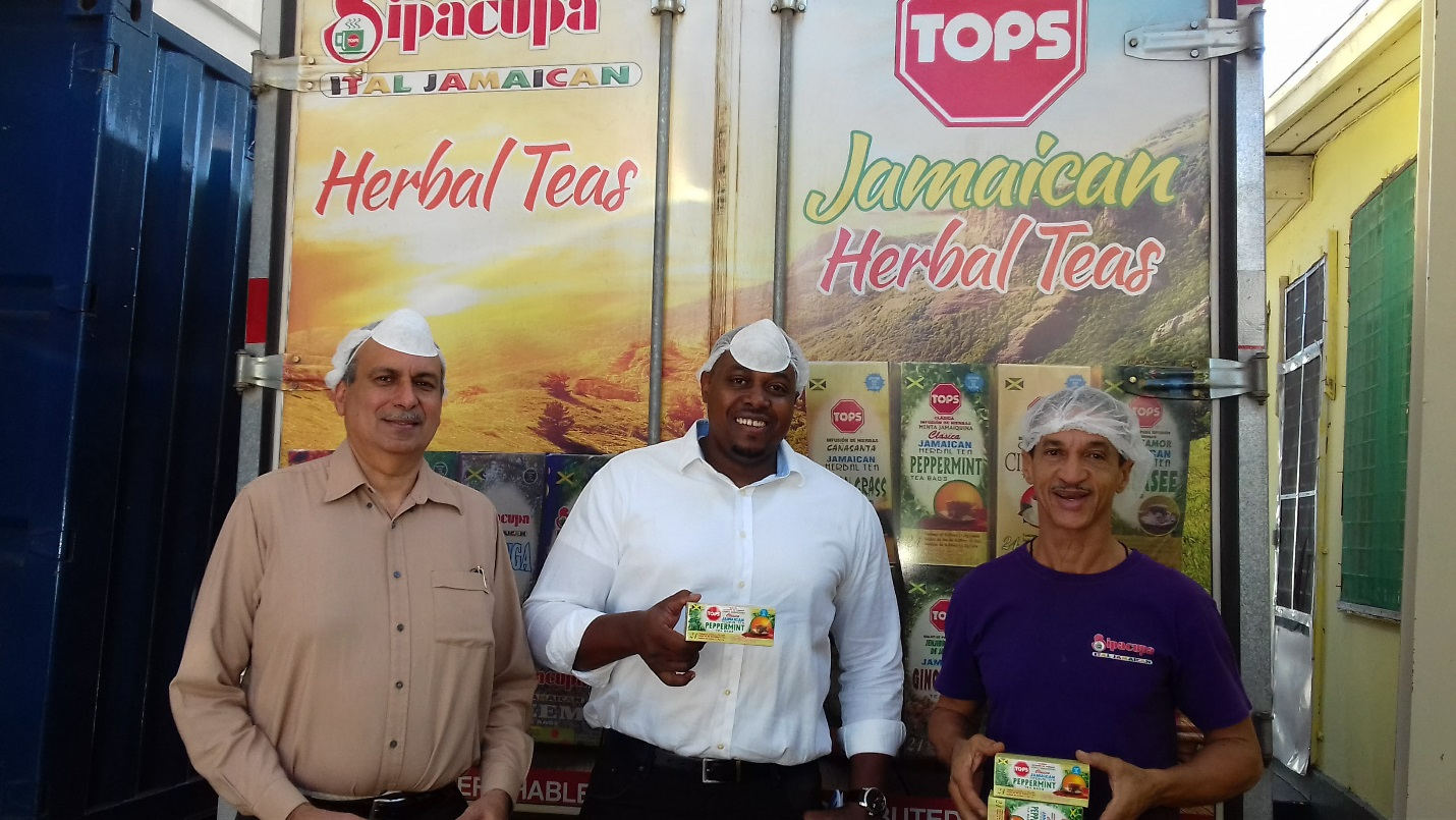 Perishables Jamaica Team Members