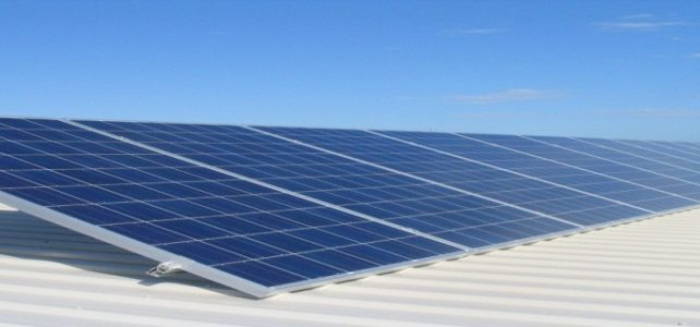 Solar Energy and Energy Efficiency in Schools
