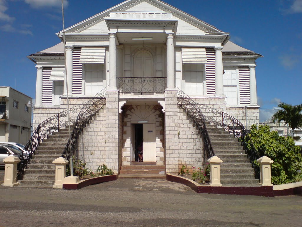 business places in mandeville jamaica