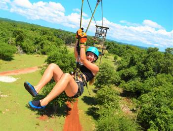 Adventure Tours 20mins from Negril