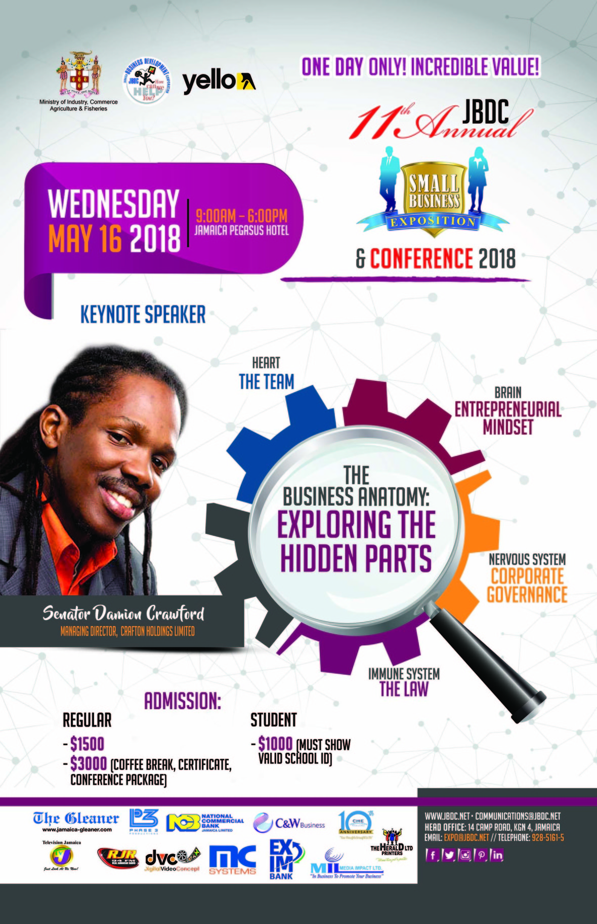 JBDC Small Business Expo | Business Events Ja