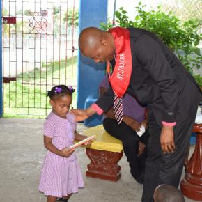 CEO of STJMC Encourages reading