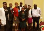 Jamaican delegation to CUF 2016