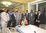 Mayor Williams Signs MOU for Sister City Relationship between Montego Bay and Zhuhai
