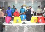 Sherwin Williams Women's Group Donates to STJMC