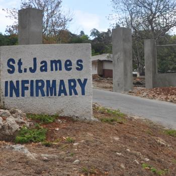 St. James Infirmary - FILE