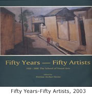 Fifty years-Fifty Artists