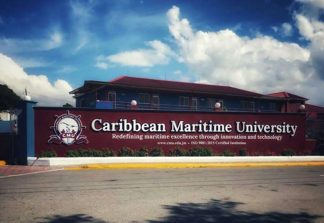Image result for caribbean maritime university