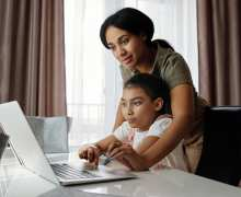 HELPING YOUR CHILD LEARN ONLINE