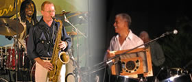 Pan Jazz and the Legends